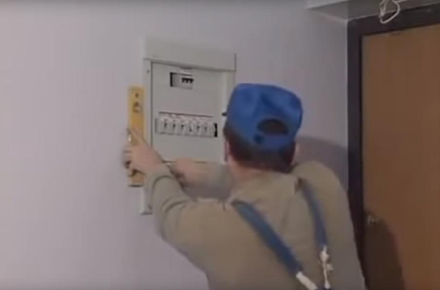 замена электропроводки в Санкт-Петербурге